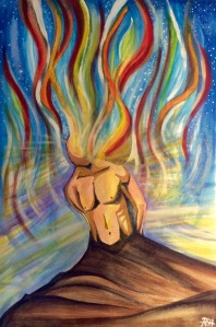 Incarnation: The Word Became Flesh - by RSH
